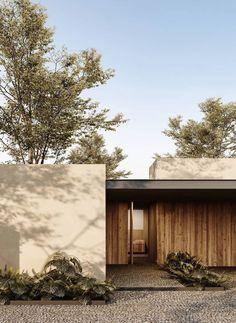 Minimal House Design, Minimal Home, Architecture Details, Interior Architecture, Exterior Design, Interior And Exterior, House Rooms, Home Deco, Future House