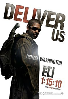 The Book of Eli (2010) Still have mixed feelings about this movie!