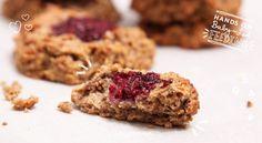 'Good Morning Baby' Breakfast Cookies – Refined Sugar Free & Vegan Baby Led Feeding Homemade Baby Food Recipes