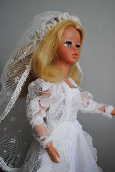 Boneca susi anos 70