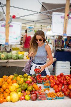 Gal Meets Glam- Farmer's Market