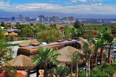 Luxury RV Parking at LVM - has a restaurant at this site in Las Vegas