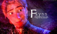 Flynn of course!  Because I'm a 'Flynn' too!