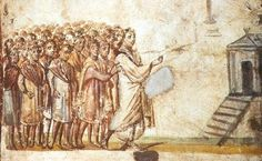 Synaxis Study Group: The Raising of Lazarus: Icons from the Century Raising Of Lazarus, 12th Century, The 4, Study, Icons, Group, Painting, Art, Art Background