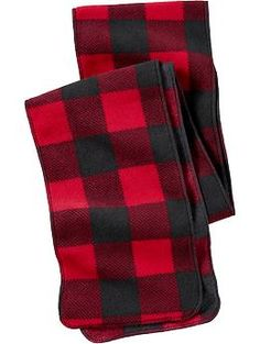 Men's Performance Fleece Scarves | Old Navy