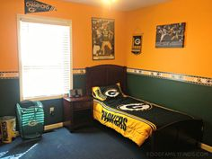 Ultimate Green Bay Packers Children S Bedroom Decor Hope Pat Doesn T See This Or