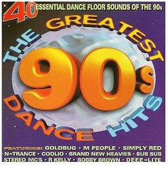 Various : #greatest 90s #dance hits (2cds) #(1996),  View more on the LINK: http://www.zeppy.io/product/gb/2/381259335425/