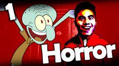 Squidward's Cousin! (Garry's Mod: Horror #1)