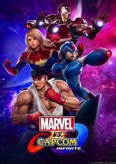 New Screens Issued for Marvel vs. Capcom: Infinite Release Date Reveal - http://www.entertainmentbuddha.com/new-screens-issued-for-marvel-vs-capcom-infinite-release-date-reveal/