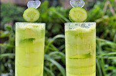 exotic-n-easy cooking: Cucumber Lemonade