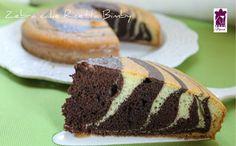 Zebra cake ricetta Bimby