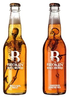 Awesome Design from Broken Bones Brewing