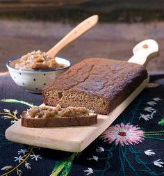 Karask - Traditional Estonian Barley Bread