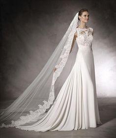 Robe de mariée – Pronovias – Kelin