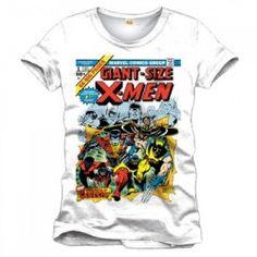X-Men - Comic Cover T-Shirt - White