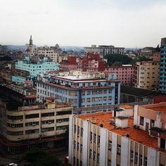 #LaHabana #Cuba una mañana húmeda