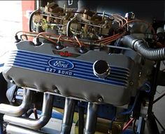 Ford 427  SOHC / Cammer / FE - complete engine $50g