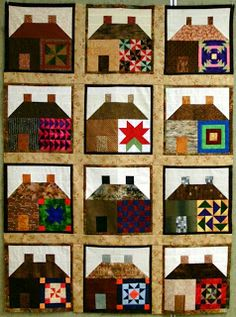 Quilt hanging at Sun Valley Quilts may be called