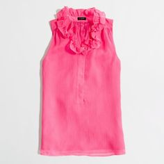 Factory ruffle-collar cami and other apparel, accessories and trends. Browse and shop 6 related looks.