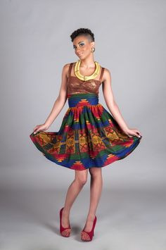 Prints of the Week: Rahyma | African Prints in Fashion