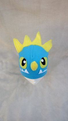 Stormfly Dragon Hat, How to Train Your dragon inspired, Astrids Deadly Nadder…