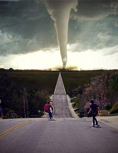 Tornado- must be Kansas XD