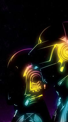 I usually don't go for synth pop tunes. But Daft Punk went all over the map