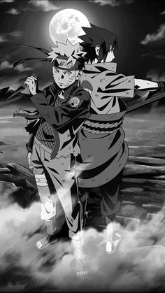 Sasuke uchiha and Naruto Uzumaki the ultimate team Naruto Shippuden Sasuke, Naruto Kakashi, Anime Naruto, Naruto Teams, Otaku Anime, Boruto, Sasuke Vs, Naruto And Sasuke Wallpaper, Wallpaper Naruto Shippuden