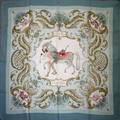 Vintage Hermes scarves                                                                                                                                                                                 More