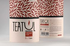 TEATUL CONCEPT OF AN ECO TEA PACKAGE