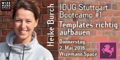 """""""Ja, und du? Hast du mal wieder Lust, mal nach Stuttgart zu kommen?"""" """"Klar gern, ist ja auch eine schöne Stadt."""" """"Äh, nee, eigentlich dachten wir als Referentin für die IDUG*."""" Gesagt, getan! IDUG Stuttgart & Bootcamp & InDesign-Templates Am 2. Mai we..."""
