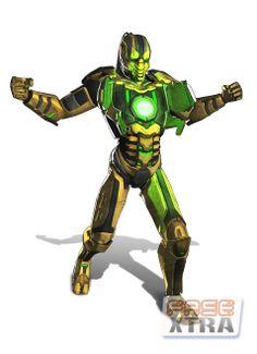Mortal Kombat 2011 - Cyrax