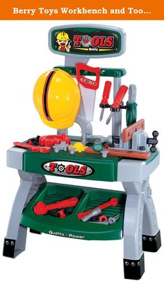2d66065de Berry Toys Workbench and Tools Play Set. Berry Toys workbench is perfect  for toddlers!