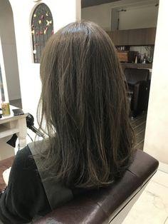 赤味撲滅!!オリーブアッシュ☆ 担当 戸田 Hairstyle, Long Hair Styles, Beauty, Hair Job, Hair Style, Long Hair Hairdos, Hairdos, Cosmetology, Long Hairstyles