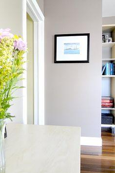 Behr Pixel White For Livingroom Home Remodel Plans