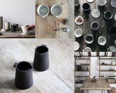 Ceramist Jono Smart Ceramic Techniques, Lofts, Straight Lines, Studios, Vases, Products, Loft Apartments, Loft, Jars