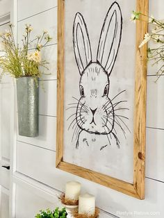 My 2021 Farmhouse Style Easter Home Tour Rustic Farmhouse, Farmhouse Style, Room Tour, Easter Decor, House Tours, Decor Ideas, Decorating, Wall Art, Diy