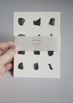 Swedish graphic designer Oda Haugerud: