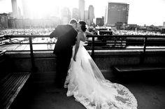 Love everything about this photo... lighting, black and white, view from behind, intimate moment. Love.