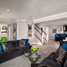 I wish I had a basement like this!