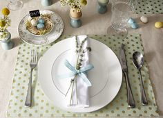 Fast, Easy Easter Table Decorations | CookingLight.com