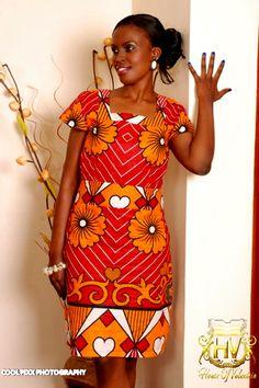 khanga dresses   Khanga Print dress ~Latest African Fashion, African Prints, African fashion styles, African clothing, Nigerian style, Ghanaian fashion, African women dresses, African Bags, African shoes, Nigerian fashion, Ankara, Kitenge, Aso okè, Kenté, brocade ~DK