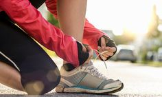 Joggers using cushioned trainers more likely to get injured reveals University of Exeter study | Daily Mail Online