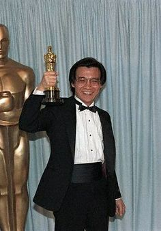 5/24/14 2:52a The Academy Awards Ceremony 1985: Haing S. Ngor  Best Supporting Actor  Oscar for ''The Killing Fields'' 1984