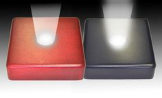 Light Bases - Black or Cherry Satin Gloss Square - Standard, Motorized Turntable Displays, Lighted Turntables, & Light Bases My Glass, Glass Art, Satin Gloss, Cluster Lights, Glass Supplies, Light Emitting Diode, Colored Glass, Light Bulb, Base