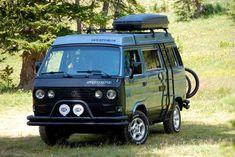 Gallery - Syncro by water Volkswagen Westfalia Campers, Vw T3 Camper, Vw Syncro, T3 Vw, Vw Minibus, Transporter T3, Cool Campers, Custom Vans, Lifted Trucks