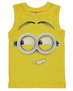 £3.00 Despicable Me Minion Vest