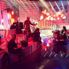 #BarbaraDUrso Barbara D'Urso: Prove in corso!! E anche domani qualcuno ballerà! Chi?? #DomenicaLive #prove #backstage #Mediaset #tv #cologno #pictoftheday #instagood #instamood #ballare #divertente #diretta