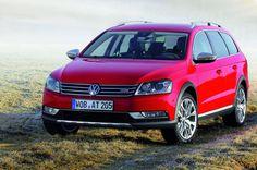 Volkswagen Passat Alltrack used - http://autotras.com