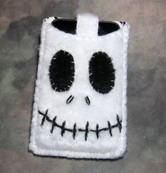 Jack Skellington Phone Case